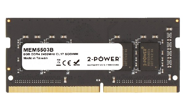 Pavilion 14-bf016nd 8GB DDR4 2400MHz CL17 SODIMM