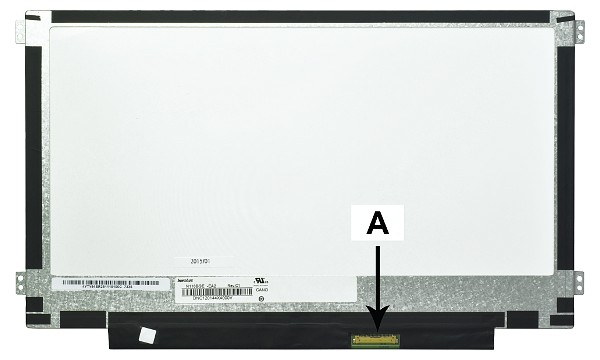 "N116BGE-EA2-REVC2 11.6"" 1366x768 HD LED Matte eDP"