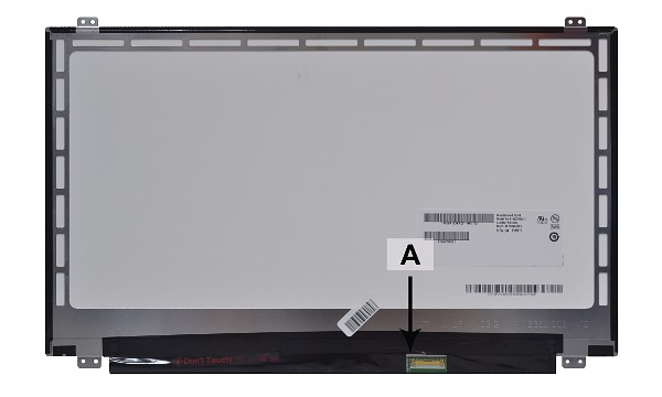 "Edge E550 15.6"" WXGA 1366x768 HD LED Glossy"